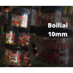 Boiliai 10mm skęstantys